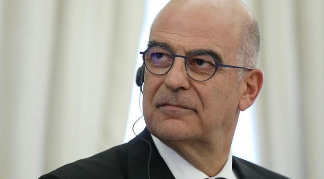Yunanistan Dışişleri Bakanı Dendias: Baskı veya tehdit olmadan Türkiyeyle diyaloğa hazırız