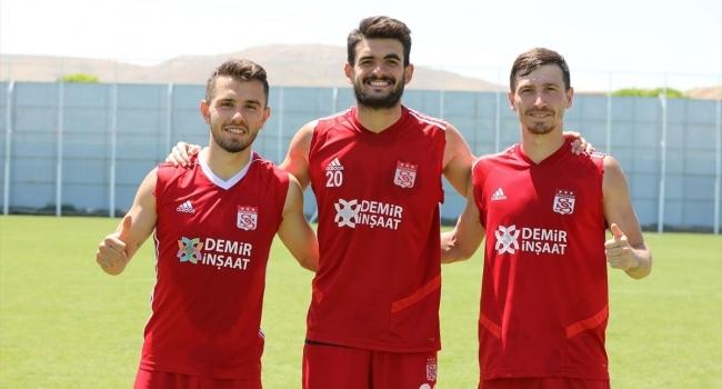 Yıldızları Sivassporda parladı