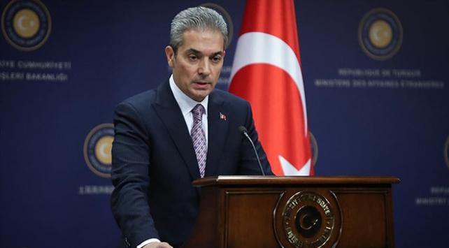 Dışişlerinden Lübnan açıklaması: Türkiyenin protestolara destek verdiği iddiası izandan yoksundur