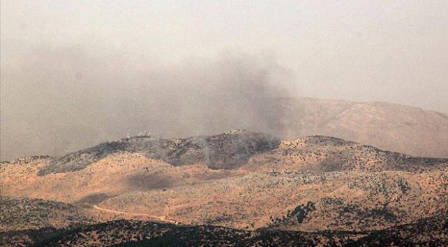 İsrailden Lübnan topraklarına ateş açıldı