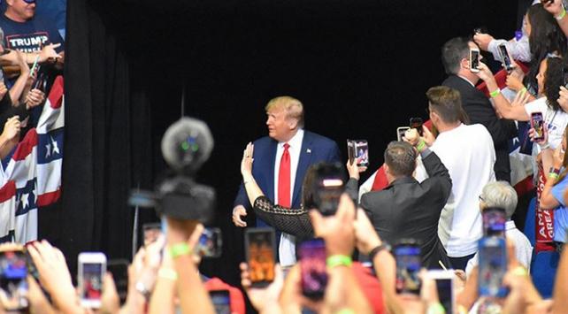 Trump 2020 seçimleri için adaylık kabul konuşmasını Kuzey Carolinada yapacak