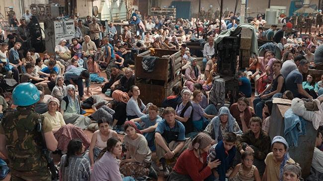 "TRT ortak yapımı ""Quo Vadis, Aida?"" Venedik Film Festivali'nde"
