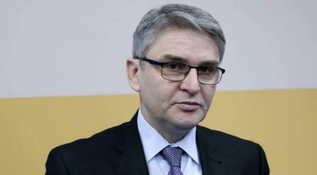 Bosna Hersekte Gaziler Bakanı Bukvarevic, COVID-19 nedeniyle hayatını kaybetti