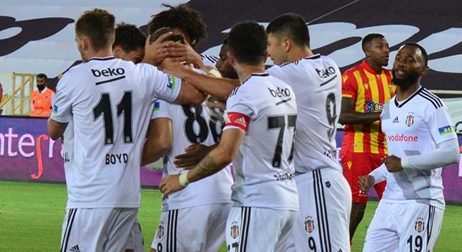 Koronavirüs arasından sonra en başarılı ekip Beşiktaş