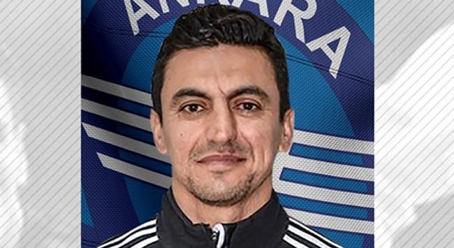 Ümit Bozkurt Ankara Demirsporun teknik direktörü oldu