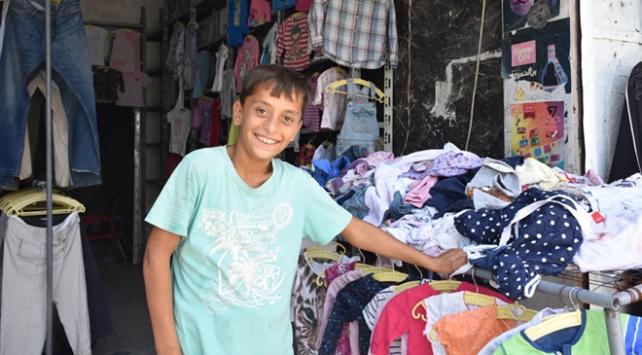 Barış Pınarı bölgesi bayrama hazır
