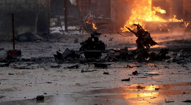 Rasulaynda arife günü bombalı terör saldırısı