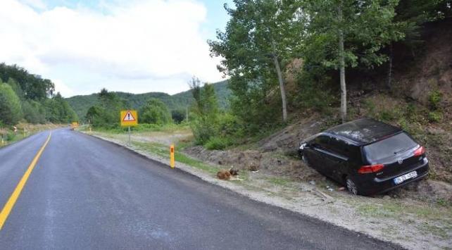 Kastamonuda trafik kazası: 6 yaralı
