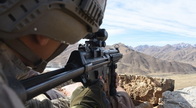 Şırnakta 5 PKKlı terörist teslim oldu