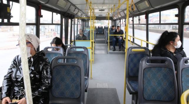 Kayseride Kurban Bayramında otobüs ve tramvaylar ücretsiz