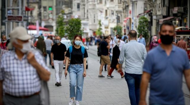 Türkiyede iyileşenlerin sayısı 213 bin 539a yükseldi