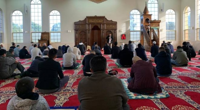 Avustralyada Kurban Bayramı namazı kılındı