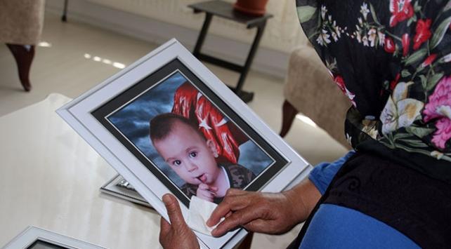 Teröristlerin katlettiği Bedirhan bebek ve annesinin acısı hala taze