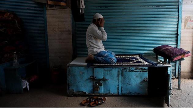 Hint Müslümanları, Kurban Bayramını COVİD-19 önlemleri altında karşılıyor