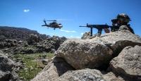 Siirt kırsalında 2 terörist etkisiz hale getirildi