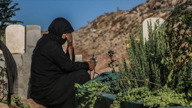 Suriyede siviller bir bayrama daha buruk girdi