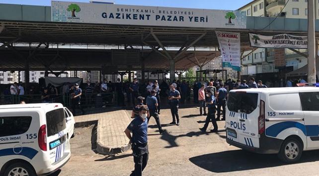 Gaziantepte hayvan derisi kavgası: 6 gözaltı