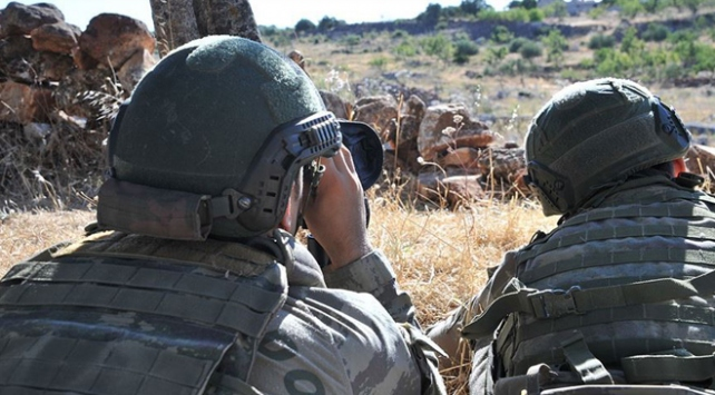 Fırat Kalkanı bölgesinde 1 DEAŞlı gözaltına alındı