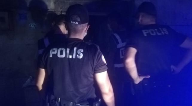 Kahramanmaraşta aranan 43 şüpheli yakalandı