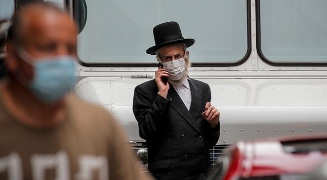 İsrailde vaka sayısı 71 bine yaklaştı
