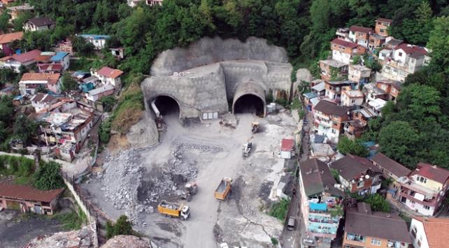 Zonguldakta 45 yıllık hayal gerçek oluyor