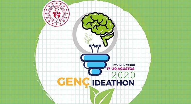 """Gençlik ve Spor Bakanlığından """"Genç Ideathon"""" yarışması"""