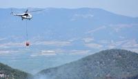 Bakan Pakdemirli: Bugün 11 ilde 14 orman yangını çıktı