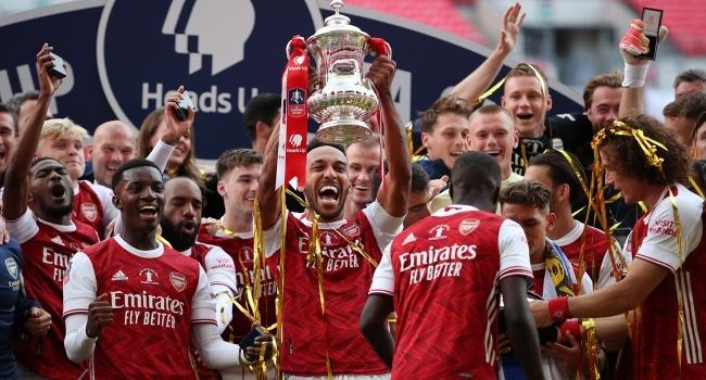 İngiltere Federasyon Kupası Arsenalin