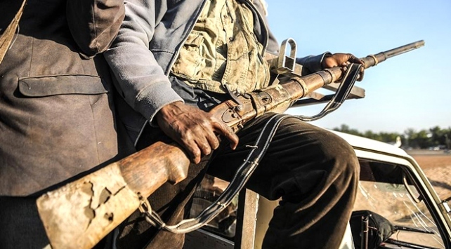 Nijeryada geçen ay 80 silahlı çete üyesi öldürüldü