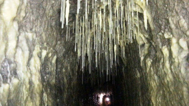 Sinopta gizemli bir tünel daha bulundu