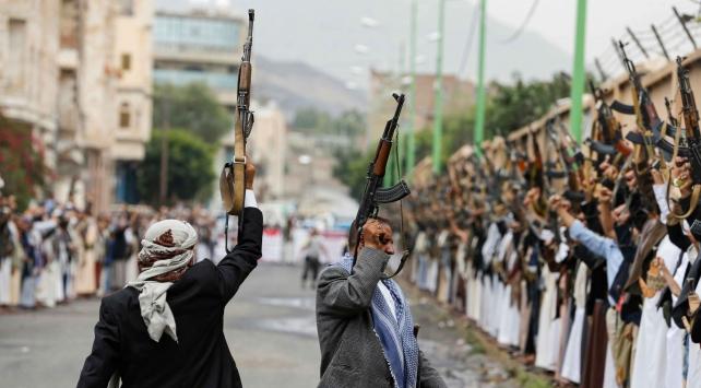 Husiler, Necranda Suudi Arabistan askerlerinin öldürüldüğünü iddia etti