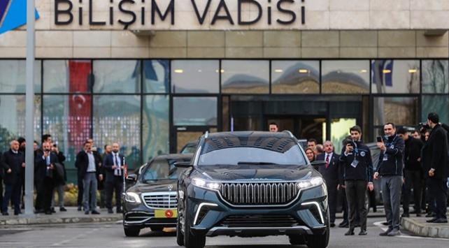 Türkiyenin Otomobili, Bilişim Vadisinin cazibesini artırdı