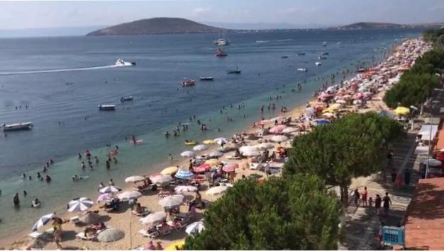 Marmara adaları nüfusunu 10a katladı