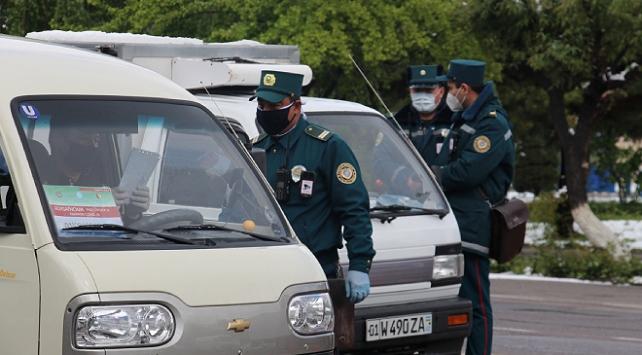 Özbekistanda koronavirüs vaka sayısı 25 bini aştı