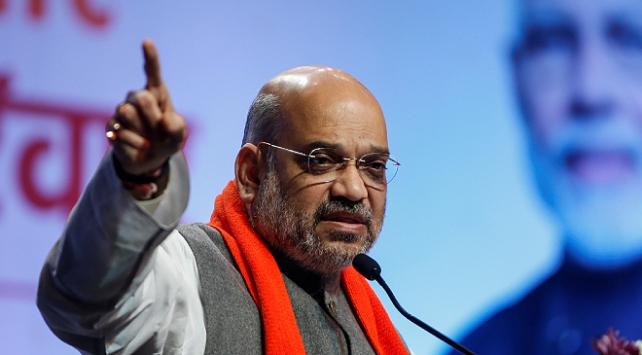 Hindistan İçişleri Bakanı Şah, koronavirüse yakalandı