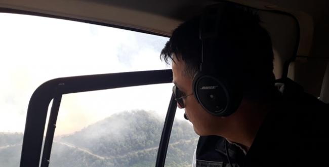 Pakdemirli yangınlarla ilgili son durumu TRT Haberde anlattı