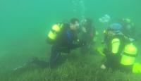 Su altı arkeolojisinde görev alan personele eğitim