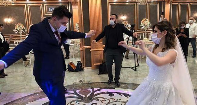 Kocaelindeki düğünlerde sadece içecek ikram edilecek