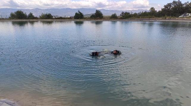 Tokatta sulama göletine giren 2 çocuk boğuldu