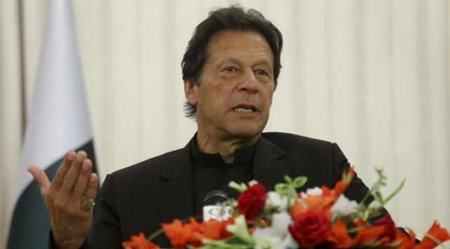 Pakistan Başbakanı Handan Hindistana Nazi Almanyası benzetmesi