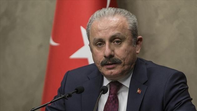 TBMM Başkanı Şentop: Ermenistanın emellerini gerçekleştirmesine müsaade etmeyeceğiz