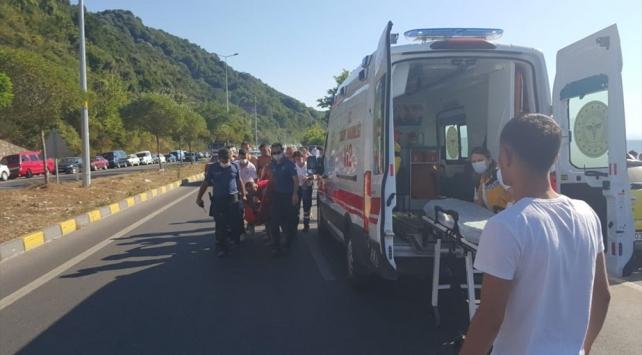 Zonguldakta akıntıya kapılan 15 yaşındaki genç hayatını kaybetti