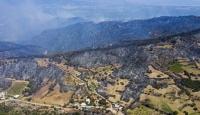Manisa'da 3 gündür devam eden yangın kontrol altına alındı