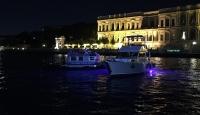 İstanbul Boğazı'ndaki teknelere 'koronavirüs' denetimi