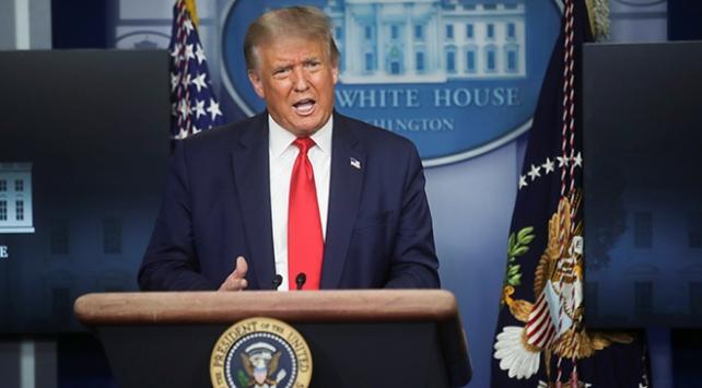 Trump: Sürekli karantina yönteminin zararı yararından çok