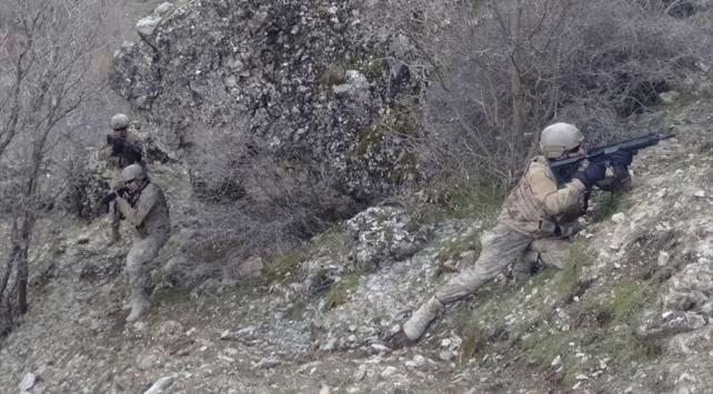 Siirtte terör örgütü PKKya yönelik operasyon başlatıldı