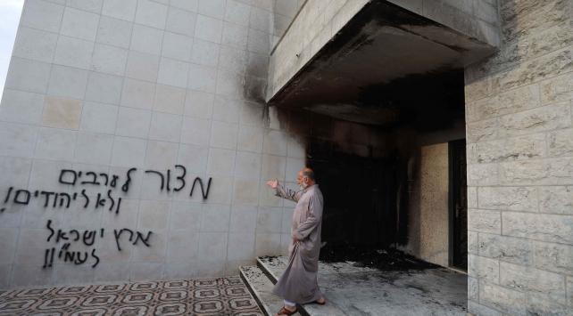 Yahudi yerleşimcilerden Batı Şeriada ırkçı saldırı