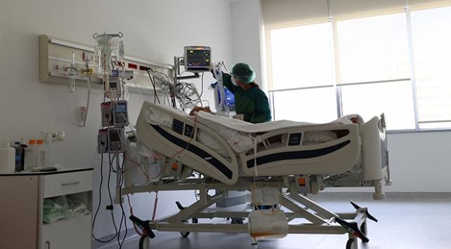 Ankarada COVID-19 hastalarına ayrılan yatak sayısı artırıldı