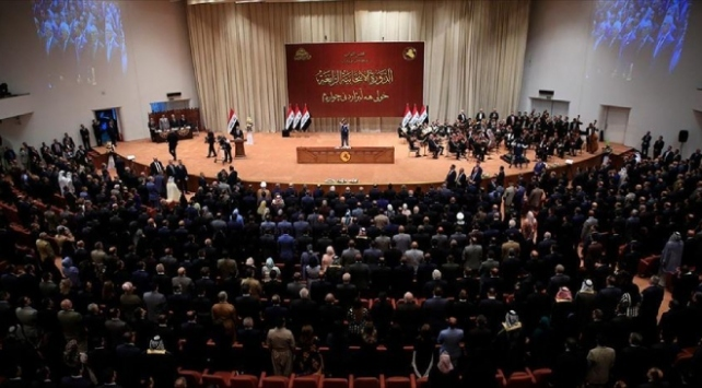 Irakta meclis, erken seçim için feshedilebilir