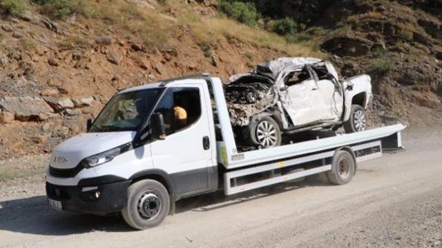 Yüksekova'daki kazada vefat eden 6 gencin hayalleri yarım kaldı